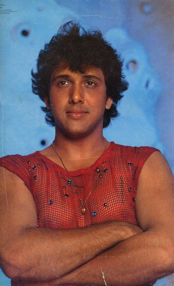actor govinda information my favourite actor govinda always no 1 grown up on his