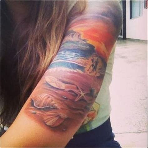 ocean inspired tattoos best 25 tattoos ideas on sea