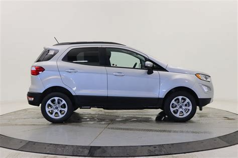 2019 ford ecosport new 2019 ford ecosport se in sherwood park ab