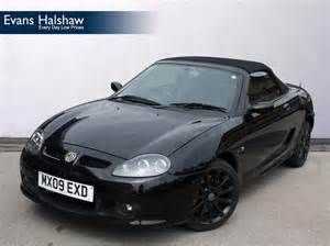 Halshaw Renault Hull Used Mg Mgtf 1 8 Le 500 2dr For Sale What Car Ref