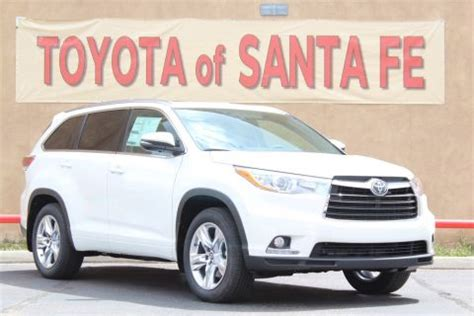 Santa Toyota Service Toyota Of Santa Fe Deals On New Used Cars Trucks And
