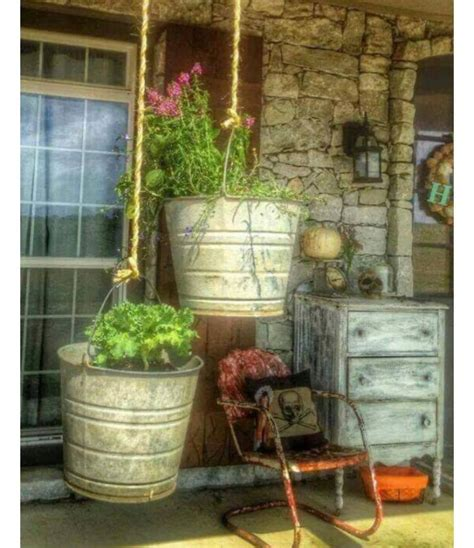 Hanging Herb Planters by The Best Garden Ideas And Diy Yard Projects Kitchen Fun