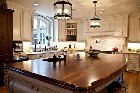 Granite With Cherry Cabinets In Kitchens The Great Countertop Debate Dream House Dream Kitchens