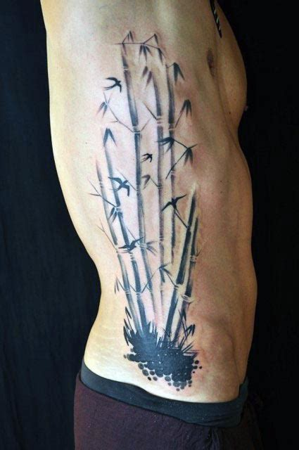 bamboo tattoo design 50 bamboo designs for lush greenery ink ideas