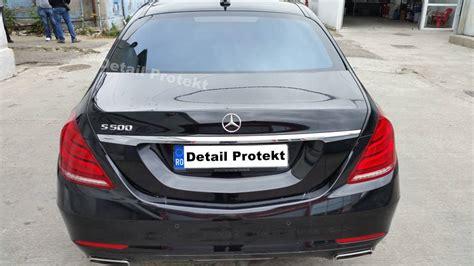 Folie Auto Omologata by Folie Omologata Mercedes Detail Protekt