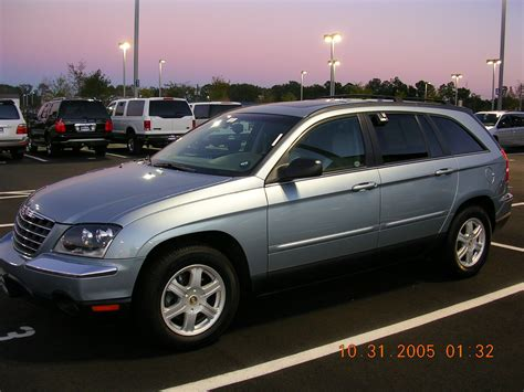 chrysler pacifica 2005 2005 chrysler pacifica pictures cargurus