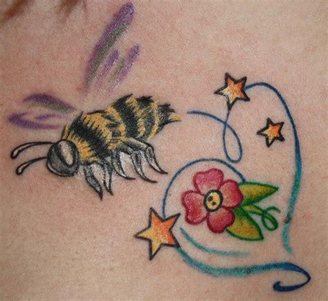 bee tattoos designs 85 beautiful bee tattoos ideas