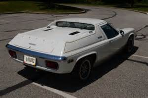 Lotus Europa Craigslist 1974 Lotus Europa White For Sale Craigslist Used Cars