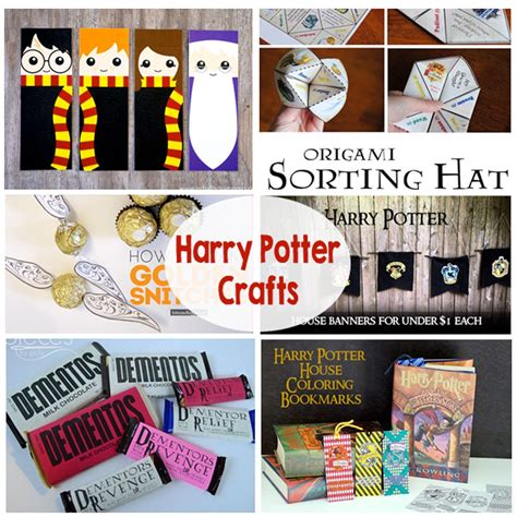 crafts harry potter harry potter crafts the crafting