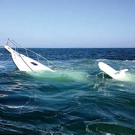 sinking boat put in bay why boats sink boatus magazine