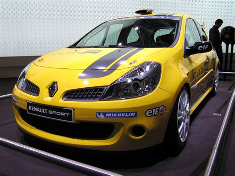 Renault Clio Cup by Yeldell Clio Cup