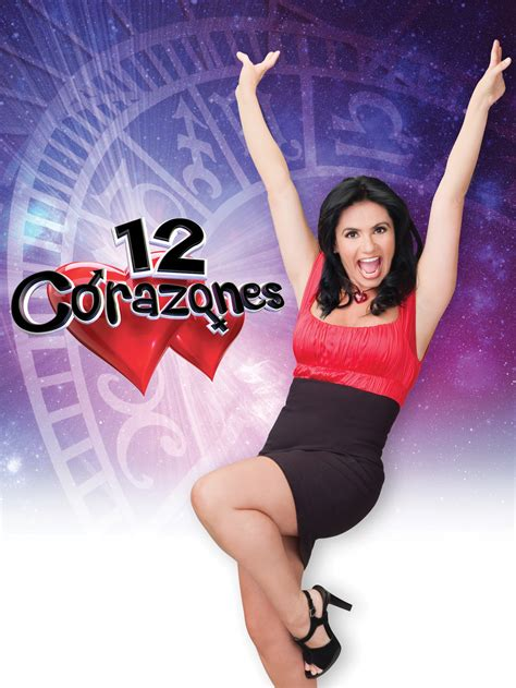 More From 12 by 12 Corazones Tv Show News Episodes And More