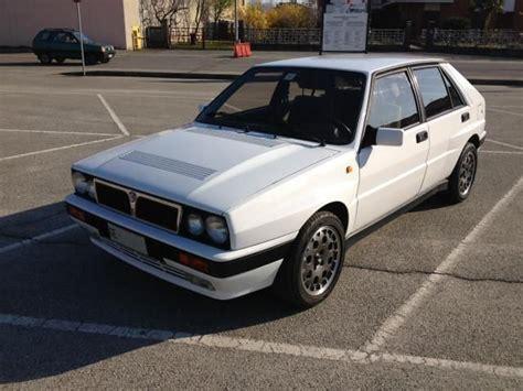 lancia delta integrale interni sold lancia delta integrale 16v used cars for sale