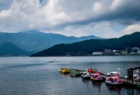 swan boats kawaguchi fog archives jbrish quips queries