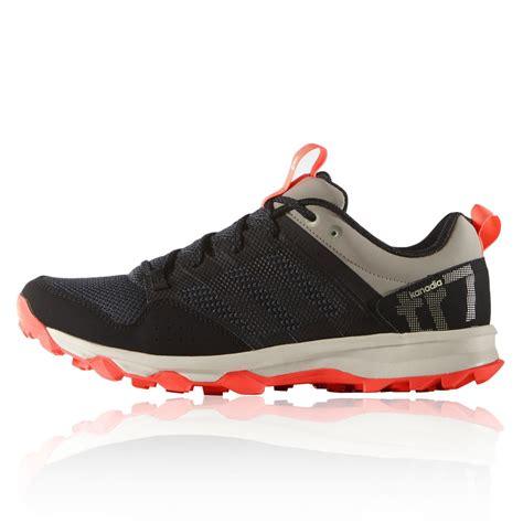adidas kanadia 7 mens black waterproof trail running
