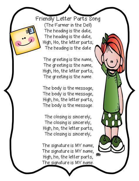 Letter Song Grade Wow De Liver De Letter