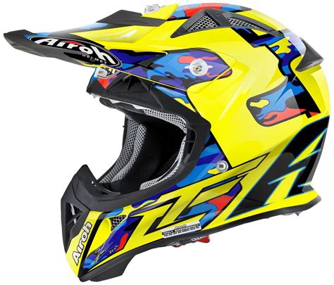 airoh aviator junior tc16 motocross helmet home motorcycle clothing airoh aviator junior