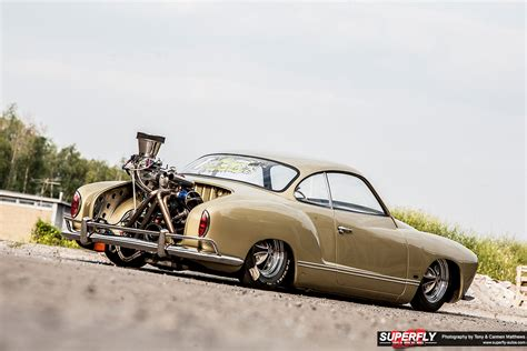 Handcrafted Cars - radikal custom karmann ghia superfly autos