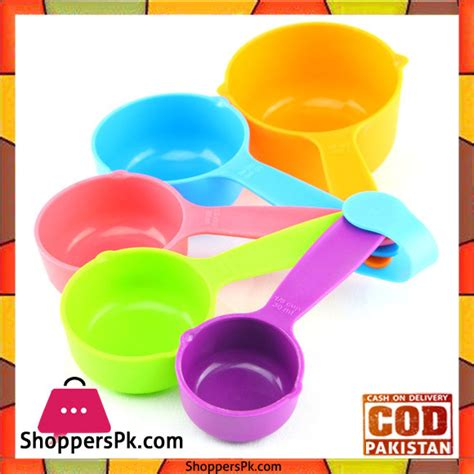 100 5 Pcs Rainbow buy rainbow measuring cups 5 pcs set at best price in pakistan
