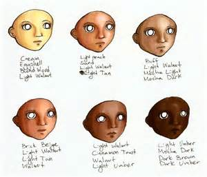 colored pencil skin tones shading prismacolor skin tones set of colors to