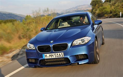 first bmw m5 2012 bmw m5 first drive motor trend