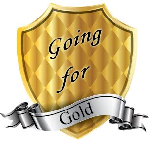 going for gold! – manx geocaching