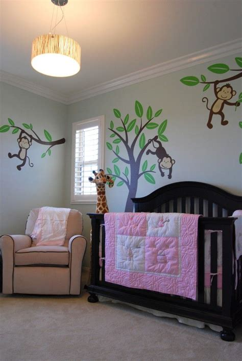 Monkey Themed Nursery Decor 25 Best Ideas About Monkey Nursery Themes On Jungle Baby Room Jungle Nursery