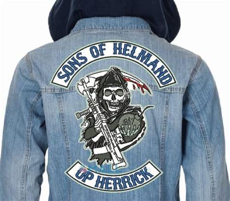 Mc New York Jaket mall pathces custom motorcycle patch vest patch