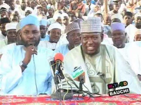 biography of sheikh muhammad kabiru haruna gombe sheick khalid oumar imam malek doovi