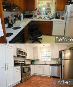 how to level kitchen cabinets before and after of our ugly 1960 s split level kitchen