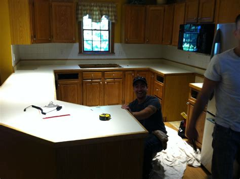 Bill Shea Countertops by Customer Testimonial From Ms Larsen In Scituate Bill