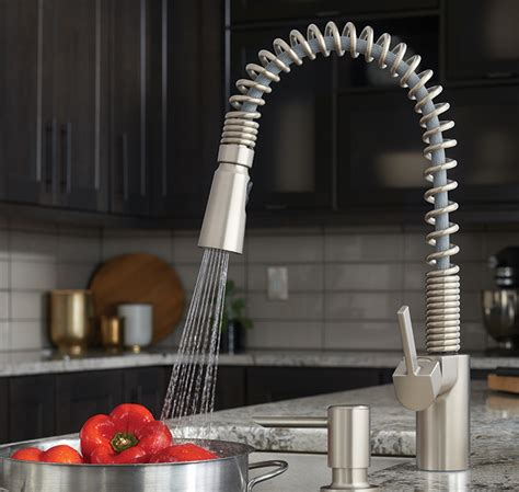 pro kitchen faucet how to choose your kitchen sink faucet riverbend home