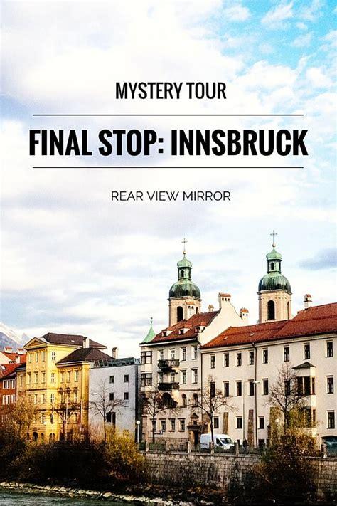 mystery  final stop innsbruck