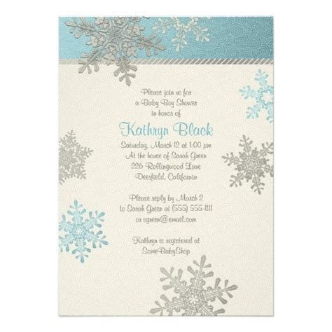 winter themed wedding shower invitations winter baby shower invitations dolanpedia invitations ideas