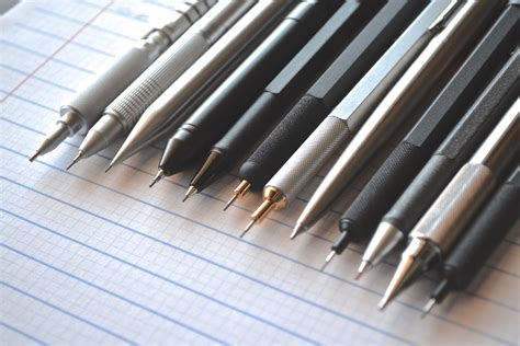 9 Of My Favorite Mechanical Pencils by A Mechanical Pencil That Will Last You A Lifetime
