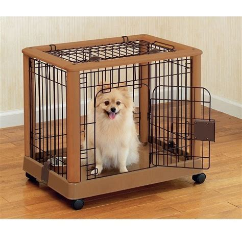 puppy in crate overnight everything you need to about crates mybusydog