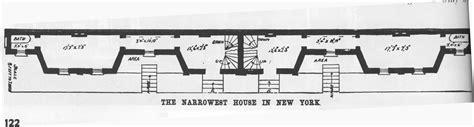 Shotgun House Plan The Universe Of Discourse The Spite House
