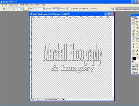 adobe photoshop watermark tutorial creating a simple watermark action in photoshop tutorials