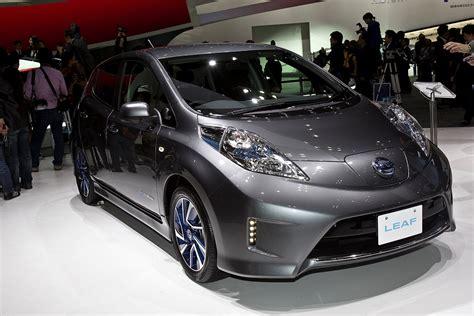 Nissan Leaf Range 2015 by 2015 Nissan Leaf To Get 135 Mile Range