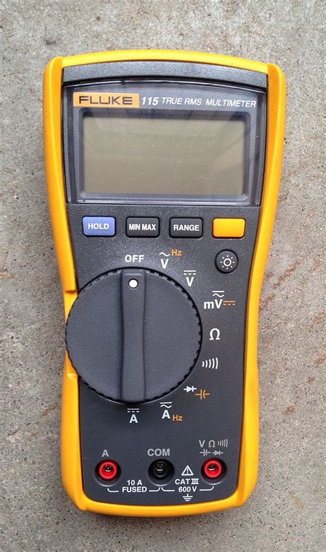 how to test capacitor with fluke multimeter analyzing electric motor faults to predict failures 187 technology transfer services
