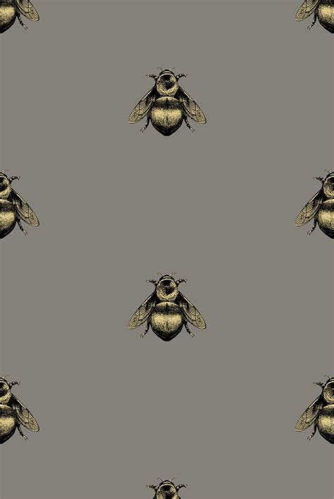 wallpaper with gold bees 14 best english cottage decorating styles images on pinterest
