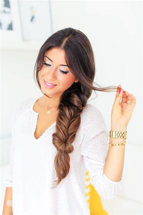 back to school hairstyles by luxy hair back to school hairstyles ft fluffy braid luxy hair