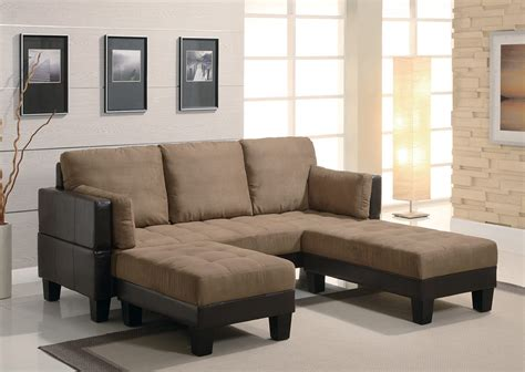 two tone living room furniture two tone futon contemporary sofa bed group with 2 ottomans