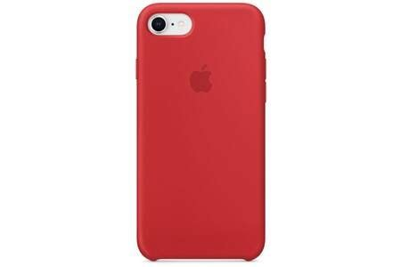 coque apple iphone  rouge