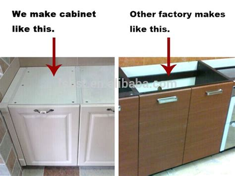 china made best materials for modular kitchen cabinet used quality kitchen cabinet color combination glass kitchen