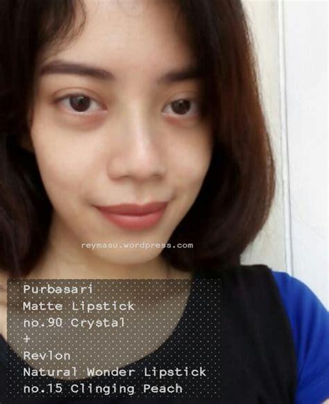 Lipstik Purbasari Glossy local brand reymasu