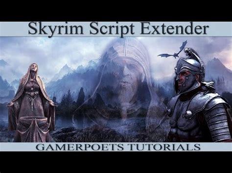 skyrim script extender skse skse memory patch buzzpls com