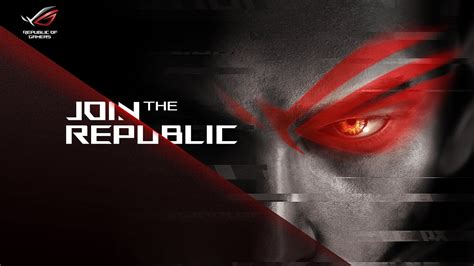 join  republic press event computex  rog youtube