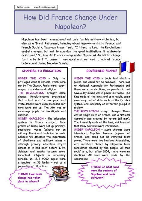 napoleon bonaparte biography worksheet napoleon bonaparte worksheets wiildcreative