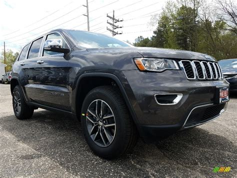 2017 jeep grand cherokee limited granite crystal 2017 granite crystal metallic jeep grand cherokee limited